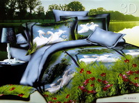 Romantic Melodies Duvet Cover Set 3D Bedding