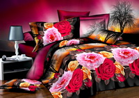 Azalea Bedding 3D Duvet Cover Set