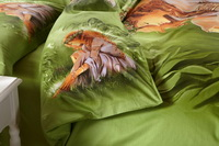 Elfin Green Bedding 3d Duvet Cover Set