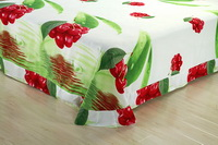 Cherry Green Bedding 3D Duvet Cover Set