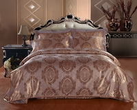 Flourishing Age Brown Luxury Bedding Wedding Bedding