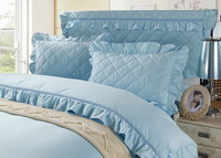 Lake Blue Girls Bedding Princess Bedding Modern Bedding