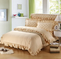 Light Camel Girls Bedding Princess Bedding Modern Bedding