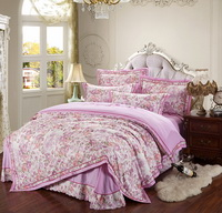 Rosemaries Purple Flowers Bedding Luxury Bedding