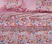 Modern Garden Pink Princess Bedding Teen Bedding Girls Bedding
