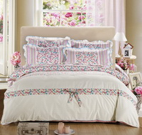 Visual Enjoyment Beige Princess Bedding Teen Bedding Girls Bedding