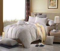 Mocha Coffee Knitted Cotton Bedding 2014 Modern Bedding