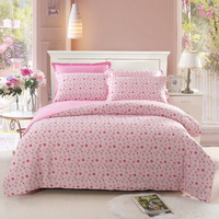 Language Of Flowers Pink Garden Bedding Flowers Bedding Girls Bedding