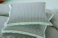 Life Style Green Tartan Bedding Stripes And Plaids Bedding Luxury Bedding