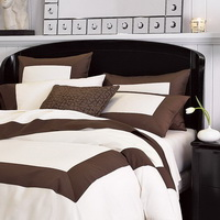 Anthony Chocolate Duvet Cover Sets