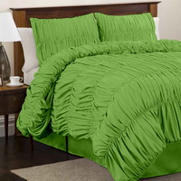 Esmeralda Fruit Green Duvet Cover Sets