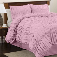 Esmeralda Light Pink Duvet Cover Sets