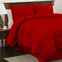 Esmeralda Red Duvet Cover Sets