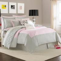 Spring Light Pink Duvet Cover Sets