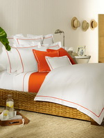 Hawaii Orange Luxury Bedding Quality Bedding