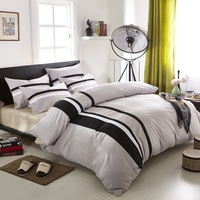 Beautiful Days Grey Modern Bedding College Dorm Bedding