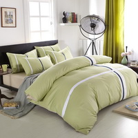 Returning To Nature Green Modern Bedding College Dorm Bedding
