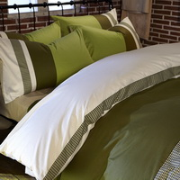 Spring Returns To The Good Earth Green Modern Bedding College Dorm Bedding