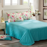 Bluer Than Indigo Light Blue Modern Bedding Cheap Bedding
