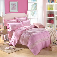 Beauty Pink Cheap Bedding Discount Bedding