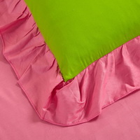 Green And Pink Modern Bedding Cotton Bedding