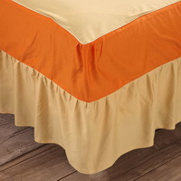Orange And Yellow Modern Bedding Cotton Bedding