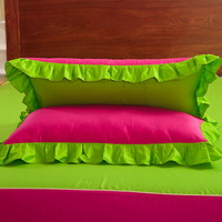Rose And Green Modern Bedding Cotton Bedding