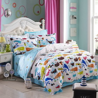 Aquarium Light Blue Modern Bedding 2014 Duvet Cover Set