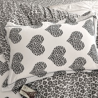 Captivated Gray Cotton Bedding 2014 Duvet Cover Set
