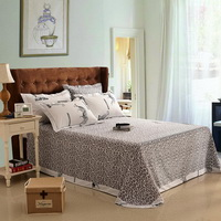 Passion Gray Cotton Bedding 2014 Duvet Cover Set