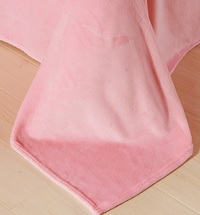 Rose And Pink Flannel Bedding Winter Bedding