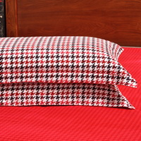 Elegant Red Tartan Bedding Stripes And Plaids Bedding Teen Bedding