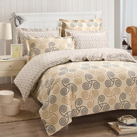 The Morning Of Oslo Beige Duvet Cover Set European Bedding Casual Bedding