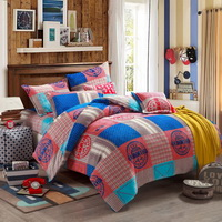 Attachment Of Love Gray Style Bedding Flannel Bedding Girls Bedding