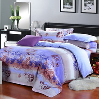 Anna Home Purple Bedding Modern Bedding Cotton Bedding Gift Idea