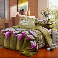 Fragrance Green Bedding Modern Bedding Cotton Bedding Gift Idea