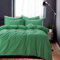 Minimalism Green Bedding Scandinavian Design Bedding Teen Bedding Kids Bedding