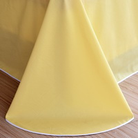 Love Heart Yellow Bedding Girls Bedding Teen Bedding Modern Bedding