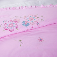 Flower Language Pink Bedding Girls Bedding Princess Bedding Teen Bedding