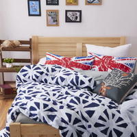 Dominica Blue Bedding Teen Bedding Kids Bedding Dorm Bedding Gift Idea