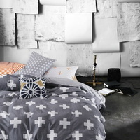 Moore Gray Bedding Teen Bedding Kids Bedding Dorm Bedding Gift Idea