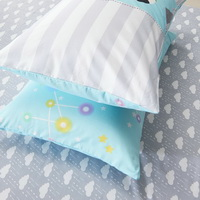 Shrub Gray Bedding Kids Bedding Teen Bedding Dorm Bedding Gift Idea
