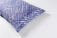 Abstractionism Blue Bedding Set Teen Bedding Dorm Bedding Bedding Collection Gift Idea