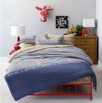 Baseball Bear Blue Bedding Set Teen Bedding Dorm Bedding Bedding Collection Gift Idea