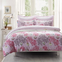 Coral Pink Bedding Set Teen Bedding Dorm Bedding Bedding Collection Gift Idea
