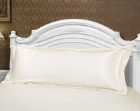 White Silk Bedding Set Duvet Cover Silk Pillowcase Silk Sheet Luxury Bedding