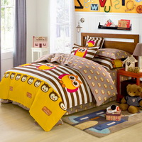 Owl Keeper Yellow Bedding Set Kids Bedding Teen Bedding Duvet Cover Set Gift Idea