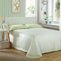Quiet Good Green Bedding Set Luxury Bedding Girls Bedding Duvet Cover Pillow Sham Flat Sheet Gift Idea