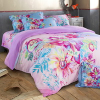 Beautiful Shadows Pink Bedding Set Modern Bedding Collection Floral Bedding Stripe And Plaid Bedding Christmas Gift Idea
