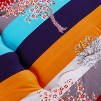 Colorful Trees Red Futon Tatami Mat Japanese Futon Mattress Cheap Futons For Sale Christmas Gift Idea Present For Kids